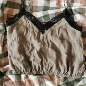 Aritzia Wilfred Free Agyness camisole